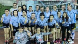 HK GIANTS Ladies vs HKIED Alumni A - November 29th 2015