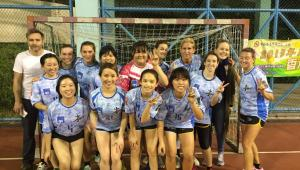 HK GIANTS Ladies vs Shan Ling - January 30th 2016
