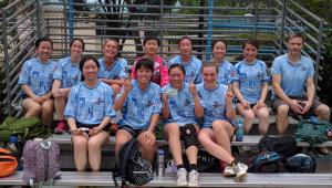 RC vs HK GIANTS Ladies - May 2nd 2016